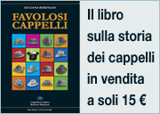 Libro Favolosi Cappelli